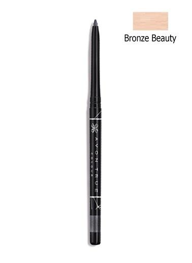 Avon True Colour Açılıp Kapanabilen Göz Kalemi Bronze Beauty Bronz